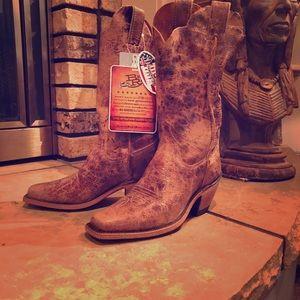 Women's Justin Bent Rail Boot